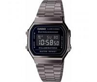 Наручные часы Casio A168WEGG-1B