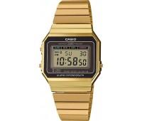Наручные часы Casio A700WEG-9A