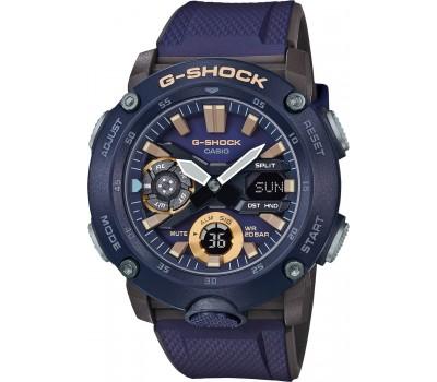Наручные часы Casio G-SHOCK GA-2000-2A