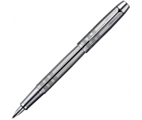 Parker IM Premium - Shiny Chrome Chiselled (S0908640)