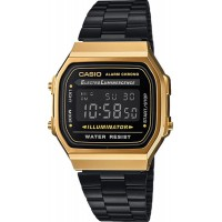Наручные часы Casio A168WEGB-1B