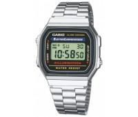 Наручные часы Casio A168WA-1Y