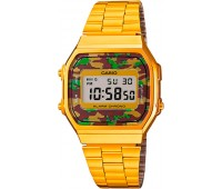 Наручные часы Casio A168WEGC-3E