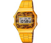 Наручные часы Casio A168WEGC-5E