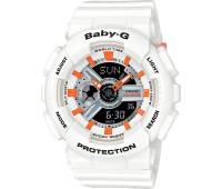 Наручные часы Casio G-SHOCK BA-110PP-7A2